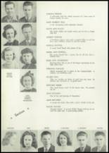 1943 Centennial High School Yearbook Page 38 & 39