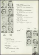 1943 Centennial High School Yearbook Page 40 & 41