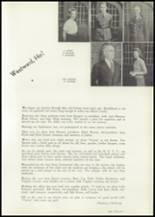1943 Centennial High School Yearbook Page 42 & 43