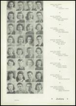 1943 Centennial High School Yearbook Page 44 & 45