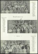 1943 Centennial High School Yearbook Page 52 & 53