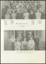 1943 Centennial High School Yearbook Page 54 & 55