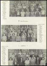 1943 Centennial High School Yearbook Page 56 & 57
