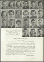 1943 Centennial High School Yearbook Page 62 & 63