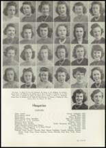 1943 Centennial High School Yearbook Page 64 & 65