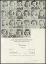 1943 Centennial High School Yearbook Page 68 & 69