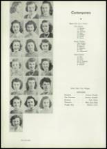 1943 Centennial High School Yearbook Page 72 & 73