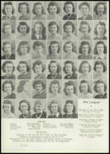 1943 Centennial High School Yearbook Page 74 & 75