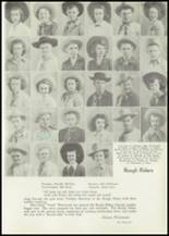 1943 Centennial High School Yearbook Page 84 & 85