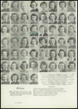 1943 Centennial High School Yearbook Page 88 & 89