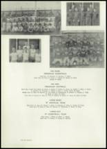 1943 Centennial High School Yearbook Page 104 & 105