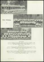 1943 Centennial High School Yearbook Page 108 & 109