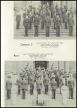 1943 Centennial High School Yearbook Page 112 & 113