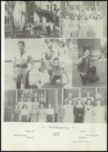 1943 Centennial High School Yearbook Page 124 & 125