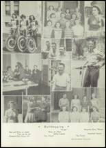 1943 Centennial High School Yearbook Page 126 & 127