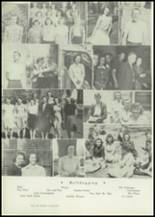 1943 Centennial High School Yearbook Page 128 & 129