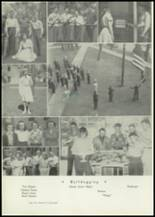 1943 Centennial High School Yearbook Page 132 & 133
