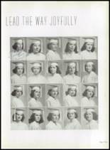 1942 Immaculata High School Yearbook Page 12 & 13