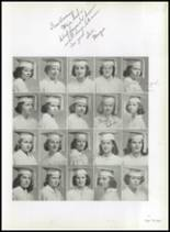 1942 Immaculata High School Yearbook Page 16 & 17