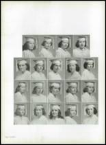 1942 Immaculata High School Yearbook Page 18 & 19