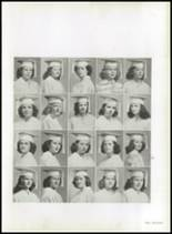 1942 Immaculata High School Yearbook Page 20 & 21
