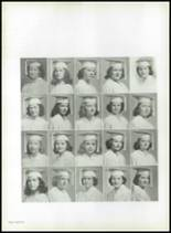 1942 Immaculata High School Yearbook Page 22 & 23