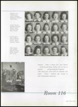 1942 Immaculata High School Yearbook Page 40 & 41