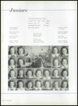 1942 Immaculata High School Yearbook Page 42 & 43