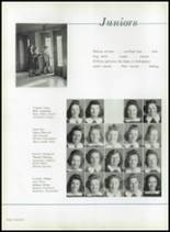 1942 Immaculata High School Yearbook Page 46 & 47