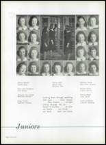 1942 Immaculata High School Yearbook Page 48 & 49