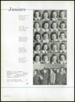 1942 Immaculata High School Yearbook Page 50 & 51