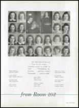 1942 Immaculata High School Yearbook Page 56 & 57