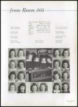 1942 Immaculata High School Yearbook Page 62 & 63