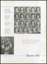 1942 Immaculata High School Yearbook Page 68 & 69