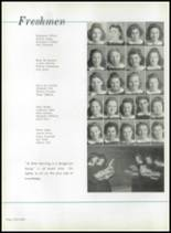 1942 Immaculata High School Yearbook Page 72 & 73