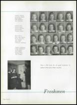 1942 Immaculata High School Yearbook Page 74 & 75