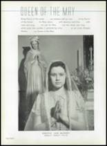 1942 Immaculata High School Yearbook Page 84 & 85