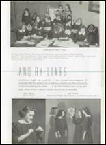1942 Immaculata High School Yearbook Page 86 & 87