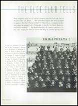 1942 Immaculata High School Yearbook Page 90 & 91