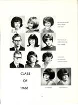 1966 Charles M. Russell High School Yearbook Page 42 & 43