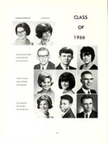 1966 Charles M. Russell High School Yearbook Page 44 & 45