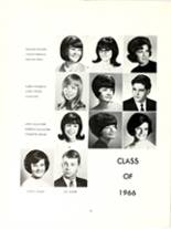 1966 Charles M. Russell High School Yearbook Page 52 & 53