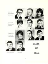 1966 Charles M. Russell High School Yearbook Page 60 & 61