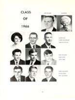 1966 Charles M. Russell High School Yearbook Page 70 & 71