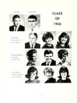 1966 Charles M. Russell High School Yearbook Page 74 & 75