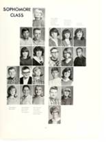 1966 Charles M. Russell High School Yearbook Page 98 & 99