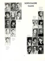 1966 Charles M. Russell High School Yearbook Page 100 & 101