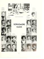 1966 Charles M. Russell High School Yearbook Page 102 & 103
