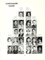 1966 Charles M. Russell High School Yearbook Page 104 & 105