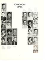 1966 Charles M. Russell High School Yearbook Page 106 & 107